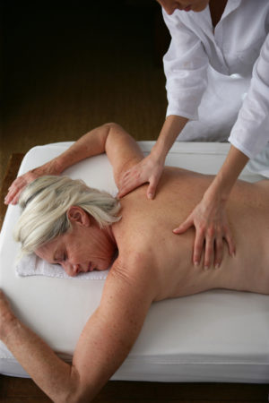 medical massage apex