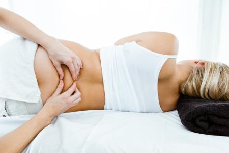 prenatal massage when